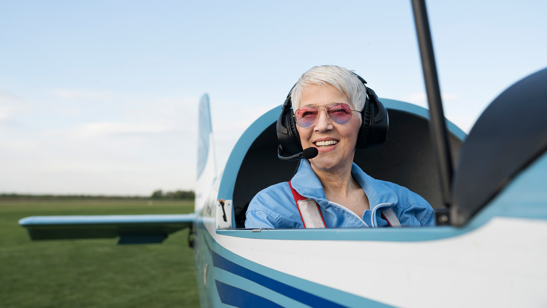 retired-woman-pilot-in-small-aircraft