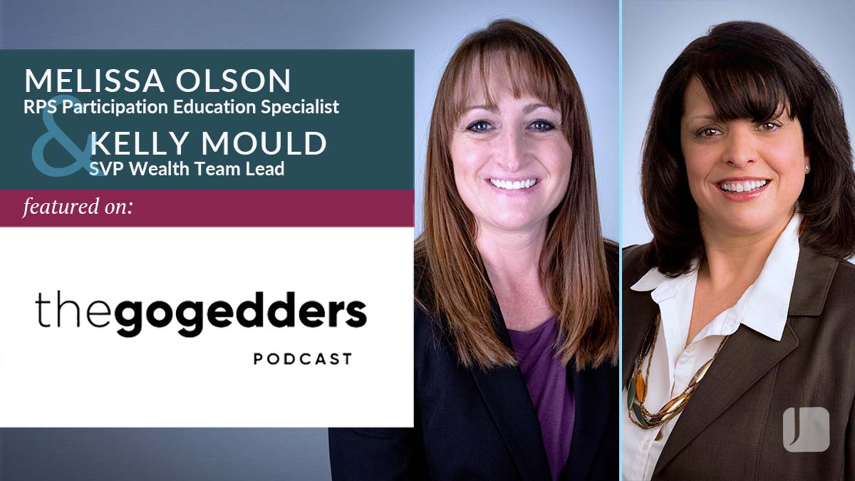 Melissa Olson Kelly Mould featured on the GoGedders podcast.