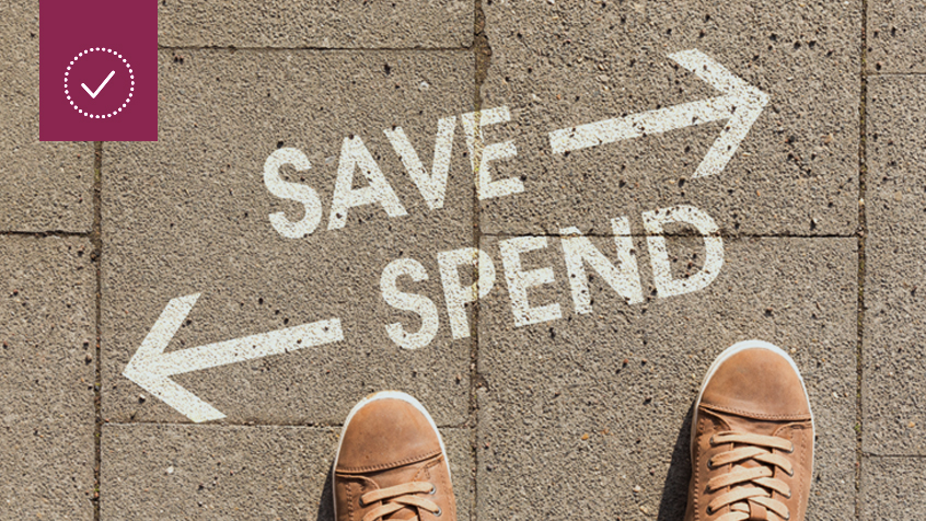 save spend shoes