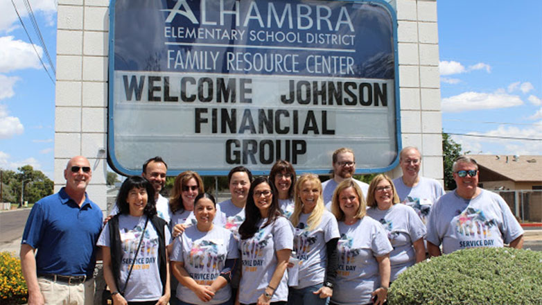 jfg associates on service day az