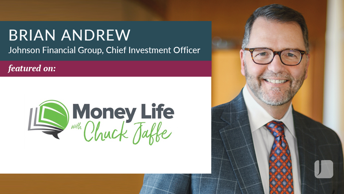 Brian Andrew Featured on Money Life
