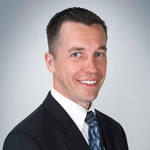 Jason Herried, Senior Vice President, Director of Equity Strategy and Wealth Portfolio Manager