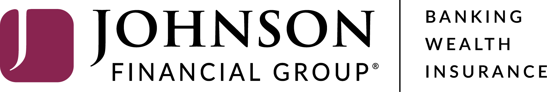 Johnson Financial Group Logo Banking Wealth and Insurance Servies